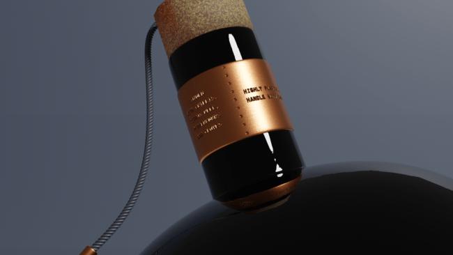 Gunpowder Mill Black Spiced Rum