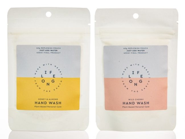 'Just add water': Swedish startup Lifelong eyes expansion with powdered personal care line