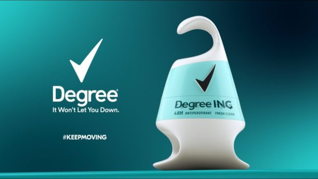 Degree Has Created the World's First Deodorant for People With Disabilities